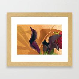 My Lily Framed Art Print