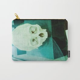 Skull historical Colombian. Carry-All Pouch