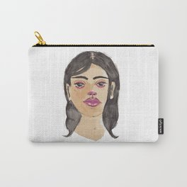 GirlFace Carry-All Pouch