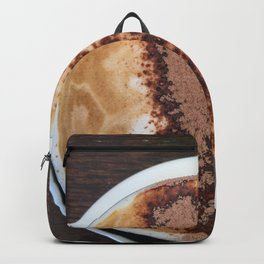 Cappuccino Coffee Backpack