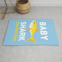 Baby Shark Rug