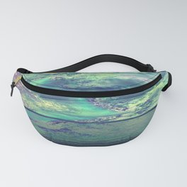 Psychedelic Stream Fanny Pack