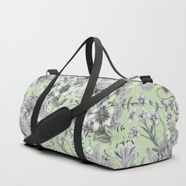 FLORAL GARDEN 8 Duffle Bag