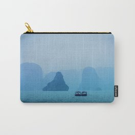 Ha Long Blues Carry-All Pouch