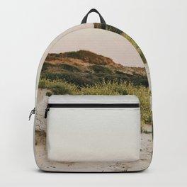 Moonlight in the dunes IV | Calm natural fine art print | Netherlands Backpack