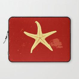 red seashell Laptop Sleeve