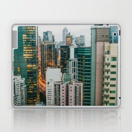 Hong Kong 2 Laptop & iPad Skin