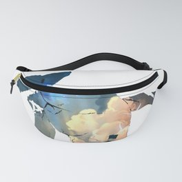 Sunny Boat - One Piece Fanny Pack