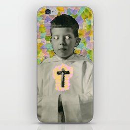 Power, Power, The Lord Of the Land iPhone Skin