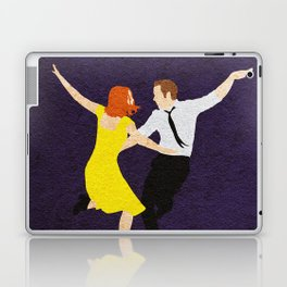 La La Land Alternative Minimalist Film Poster Laptop & iPad Skin