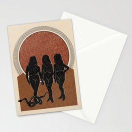 Sun Goddess | 2 Stationery Cards