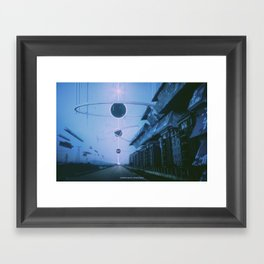 Inverted Reality (Dongguan) Framed Art Print
