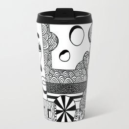 Peek-A-Boo Travel Mug