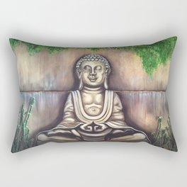 Asian Spirit Rectangular Pillow