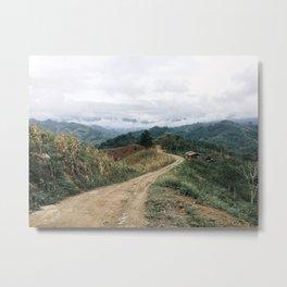 Guatemala Cloud Forest Metal Print