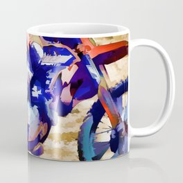 Dirt-bike Rider - Motocross Racer Coffee Mug