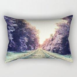 train TRACKS : Fond Dreams Rectangular Pillow