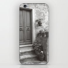 Doors of Rome iPhone & iPod Skin