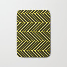Criss-Cross Bath Mat