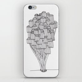 The Wilted Daisies iPhone Skin