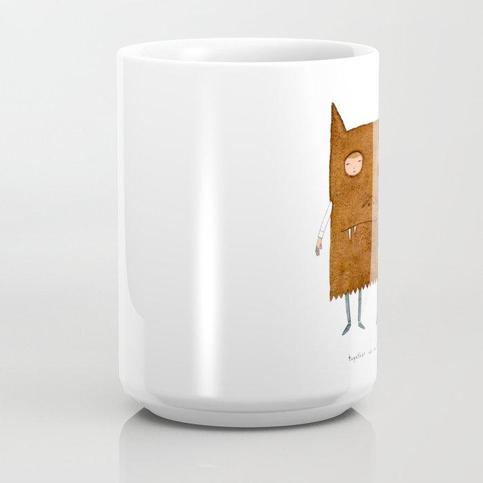 together we are fierce Coffee Mug