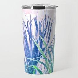 Pastel Palms Travel Mug