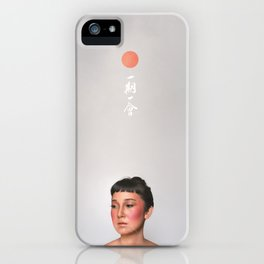 Ichigo Ichie iPhone Case