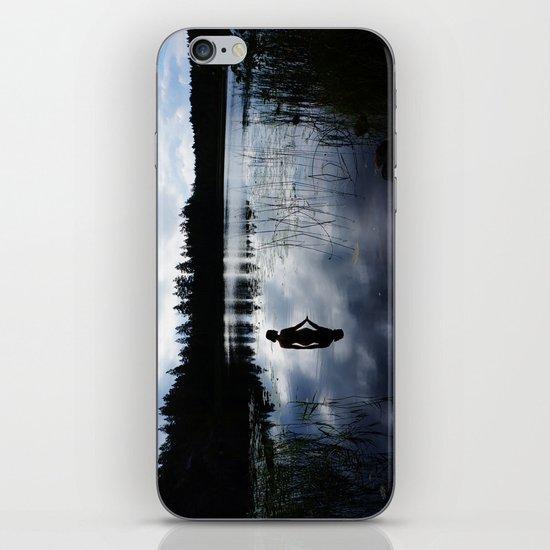 Reflecting Beauty iPhone & iPod Skin