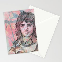 Rick Wright - Comfortably Numb Stationery Cards