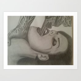 Pleasure Art Print