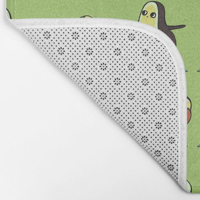 Avocado Yoga Bath Mat