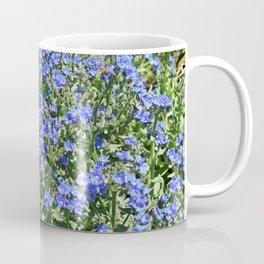 Field of Blue Coffee Mug