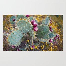 Cactus Bouquet Rug