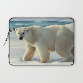 Polar bear Laptop Sleeve