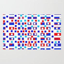 Color square 13 Rug
