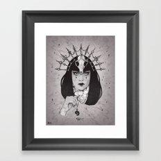 Timepiece Framed Art Print