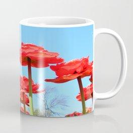 Red Beauties Coffee Mug