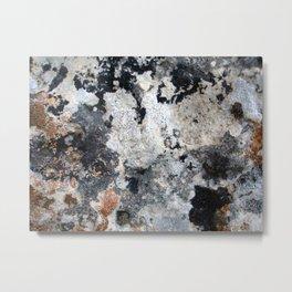 natural stone Metal Print