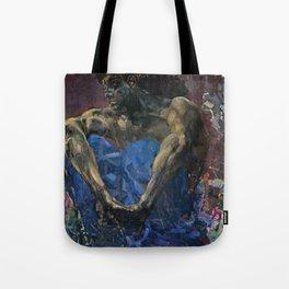 Mikhail Vrubel - Demon Tote Bag