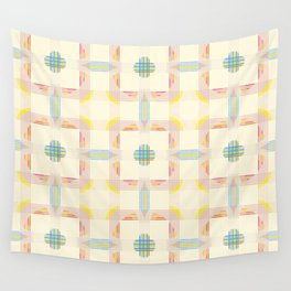 Cericopithicus Wall Tapestry