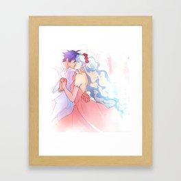 Wedding Simon Nai Framed Art Print