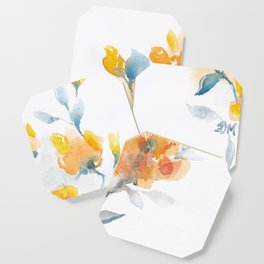 Watercolor Floral #3 Coaster