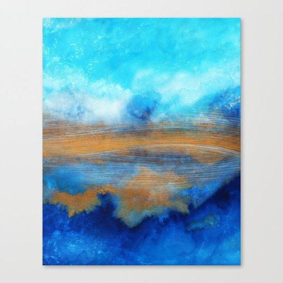 Improvisation 33 Canvas Print