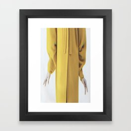 Bazaar #85 Framed Art Print