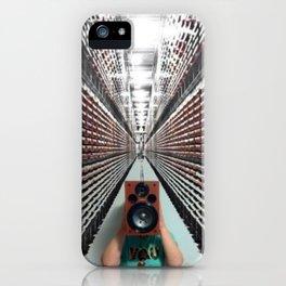 IMusic iPhone Case