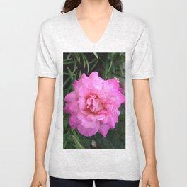 Renegade Roses II Unisex V-Neck