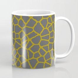 Staklo (Gold/Gray) Coffee Mug