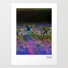 //V/ERKEHRSACHSENT Art Print