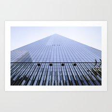 One World Trade Center Art Print
