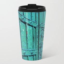 Green Door Travel Mug